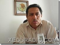 Juan Andrés Avendaño Pineda, comisionado de la SEGEGO