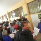 Concluye registro del programa PROCAMPO para la región Triqui