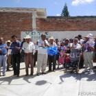 Inauguran pavimentación en Santiago Ayuquililla