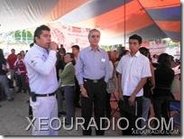 Salvador Hernández Zuñiga, jefe del SEE Mixteca - Cañada