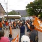 Se compromete Oropeza Hernández a regularizar transporte en Huajuapan