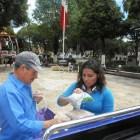 Víveres donados por huajuapeños llegan a familias damnificadas en Juxtlahuaca