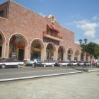Taxistas del FNIC se plantan frente a Palacio