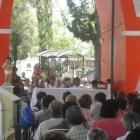 Se llevaron a cabo las misas en los panteones de la ciudad