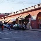 Inconformes algunos locatarios tras operativo realizado en el mercado Porfirio Díaz
