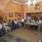 Varias organizaciones de taxis firmaron convenio con el Ayuntamiento