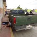 Asesinatos de triquis originados por caciques mixtecos: Díaz Caballero
