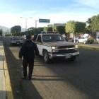 Detienen a 11 taxis piratas en operativo en Huajuapan