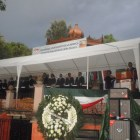 El cabildo entregó la medalla General Antonio de León al cineasta Jorge Pérez Solano