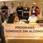 Implementan operativo alcoholímetro por fin de año
