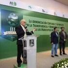 Municipios obligados a entregar cuenta pública 2015: Altamirano Toledo