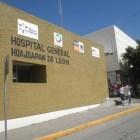 Denuncia SNTSA desabasto de medicamentos y material de curación en hospital general