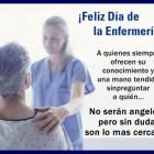 Las enfermeras, ángeles guardianes de la salud