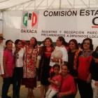 Se registran precandidatos del PRI a diputado local por Huajuapan