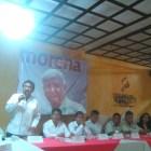 Presenta MORENA precandidatos a las presidencias municipales en distrito de Huajuapan