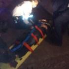 Policía municipal atropella a joven identificado con movimiento magisterial