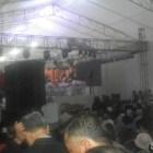 En la celebración principal del novenario al Señor de los Corazones se estrenó la Misa Huajuapeña