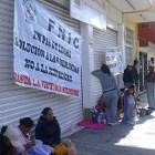 Toma FNIC recaudación de rentas en Huajuapan