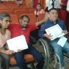 Entregan premio municipal por el Día Internacional de la Discapacidad