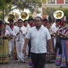 """Gobierno de Puebla promueve disco de la banda """"José López Alavés"""""""