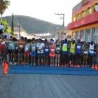 Acuden más de 200 atletas a la carrera del migrante