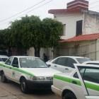 Se manifiesta API en Policía Vial por detención de taxi ilegal