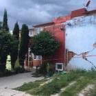Denuncian deficiencias en construcción de 27 viviendas en Huajuapan
