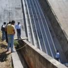 Realizan prueba de sifoneo en presa Boqueroncito en Tehuitzingo