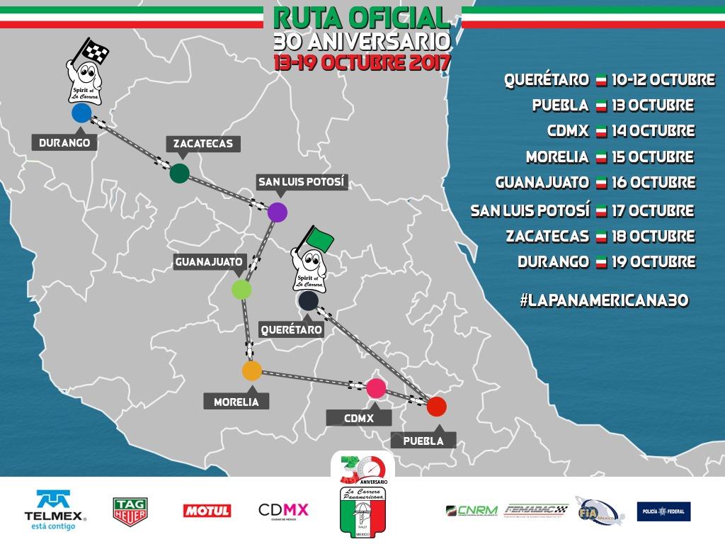 REPORTAJE. La Carrera Panamericana y su paso por Huajuapan, una ...