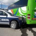 Sin seguridad en Coixtlahuaca por daños a patrulla ocasionada por normalistas: Edil