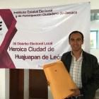 Buscarán presidencias municipales candidatos independientes en la Mixteca