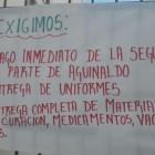 Realiza SNTSA paro de labores en clínicas y hospitales de la Mixteca