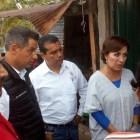 Entregará Alejandro Murat y Rosario Robles apoyos a afectados por el sismo en Huajuapan