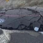 Sin atención de la SCT tramo carretero en Tequixtepec