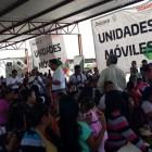 Otorga SEDESOH apoyos y programas a familias huajuepeñas
