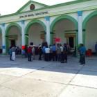 Pobladores de Tlacotepec exigen reconocimiento de autoridad