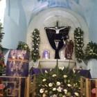 Festejan al Señor del Buen Viaje en San Juan Yolotepec