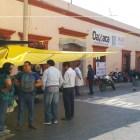 Sin solución paro en clínicas y hospitales de la Mixteca