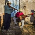 Realizan encuentro de violinistas en Acatlán