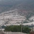 Granizada afecta hortalizas y árboles frutales en Teopan