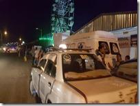 bloqueo de taxis 2
