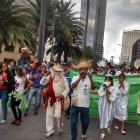 Año Viejo participara en celebración del Día Internacional de los Pueblos Indígenas en la ciudad de México
