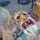 Mascara de Jaguar será donada para el museo de Quecholac