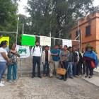 Integrantes de El Barzón toman SAGARPA; exigen pago a proveedores