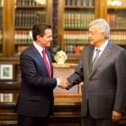 Ciudadanos reprueban mandato de Peña Nieto; confían en López Obrador