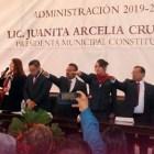 Nueva estructura municipal fortalecerá atención a huajuapeños: Juanita Cruz