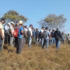 Inician trabajos para delimitar zona de conflicto entre Zimatlán – Nopalera