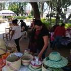 Más de 20 productores exponen artesanías en Nochixtlán ante visitantes locales y estatales