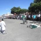 Alistan desfile del 20 de Noviembre en el municipio
