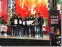 Jóvenes huajuapeños representaran a México en competencia de robótica en China